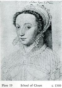 Madeleine de Gaignon de Saint-Bohere, c.1560