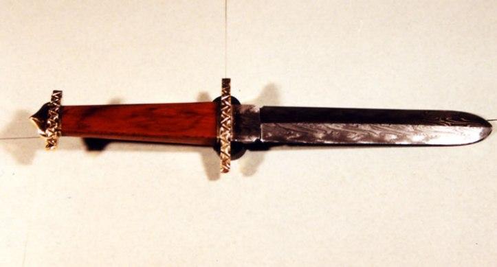 Tiny Viking sword