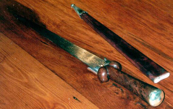 Ballock dagger