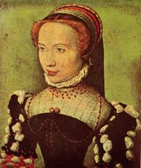 Gabrielle du Rochechouarte, 1574