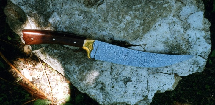 Persian style Knife