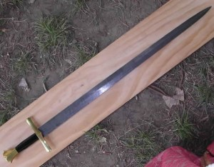 damascus sword