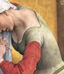 Deposition Altarpiece, Rogier van der Weyden, 1443