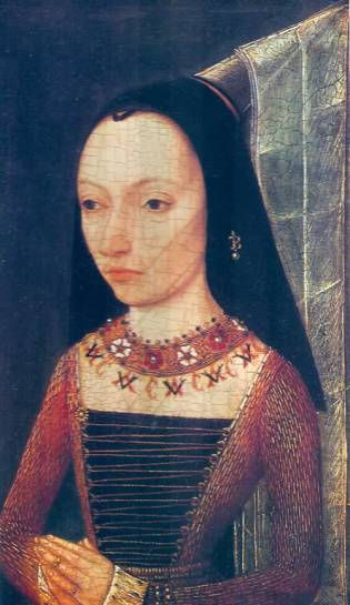 Margaret of York, 1480