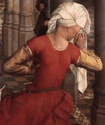 Seven Sacraments,Rogier van der Weyden, 1450-2