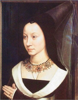 Maria Portinari, Hans Memling, 1470