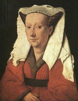 Margrethe van Eyck, Jan van Eyck, 1439