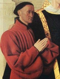 Etienne Chevalier, Jean Fouqet, 1450.