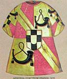 Tabard - arms of Orange