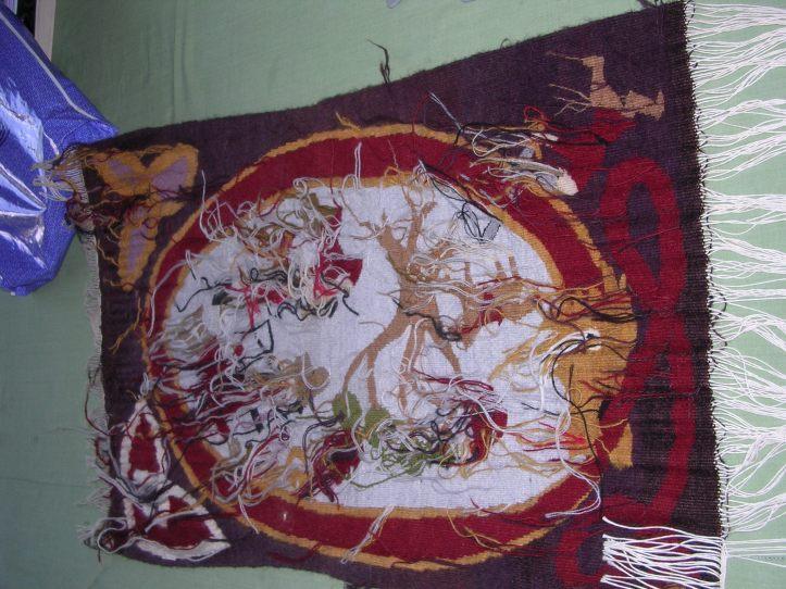 'Sigurd' tapestry back