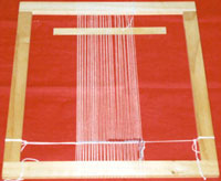 Small tapestrty frame
