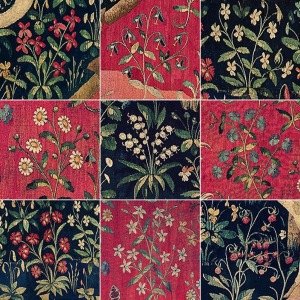 Tapestry compilation of details