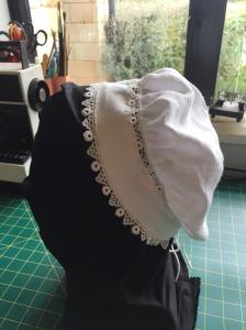 Cap and veil