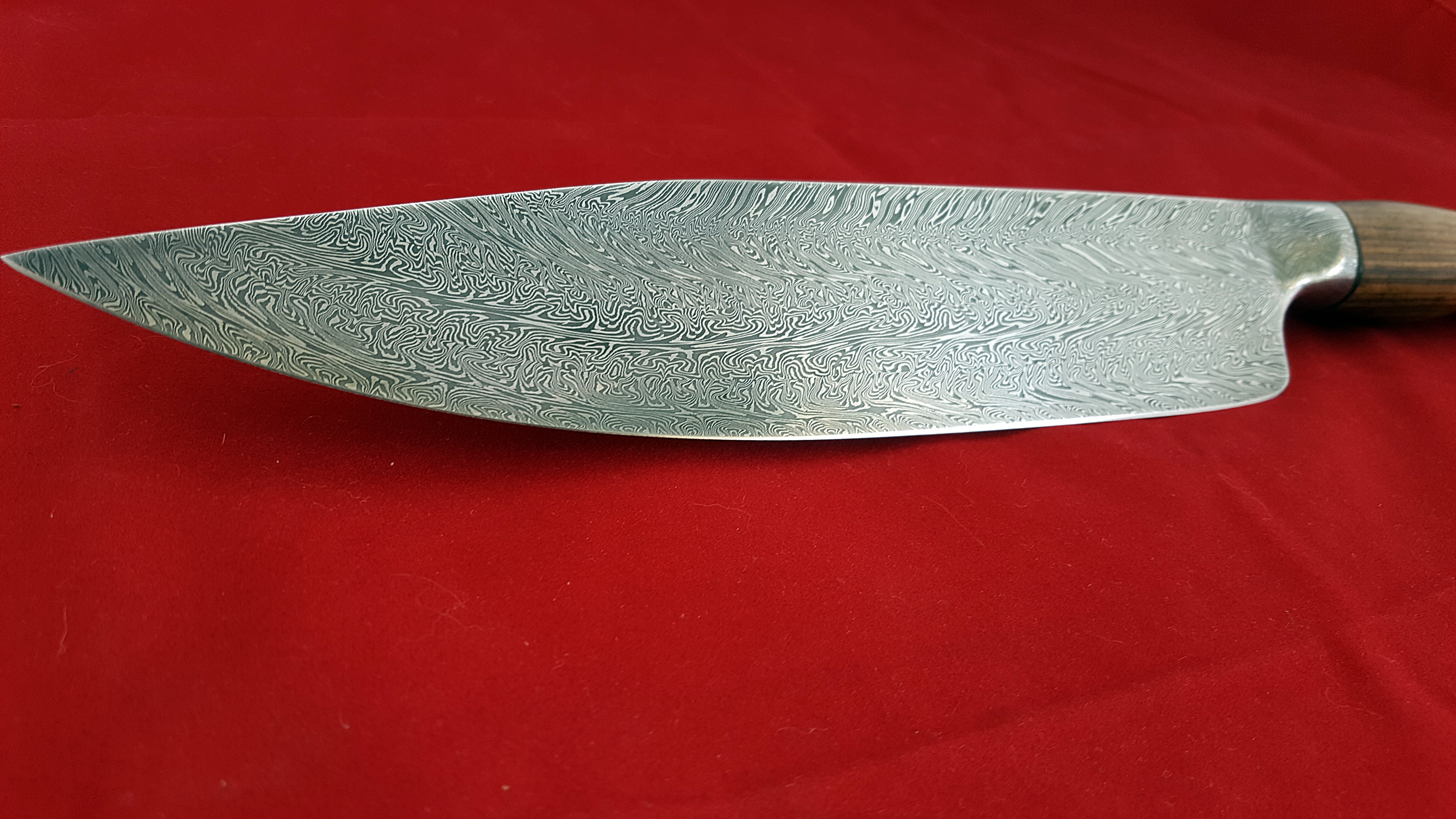 Chef's Knife blade